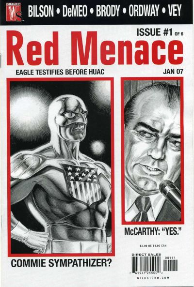Red Menace Vol 1 1