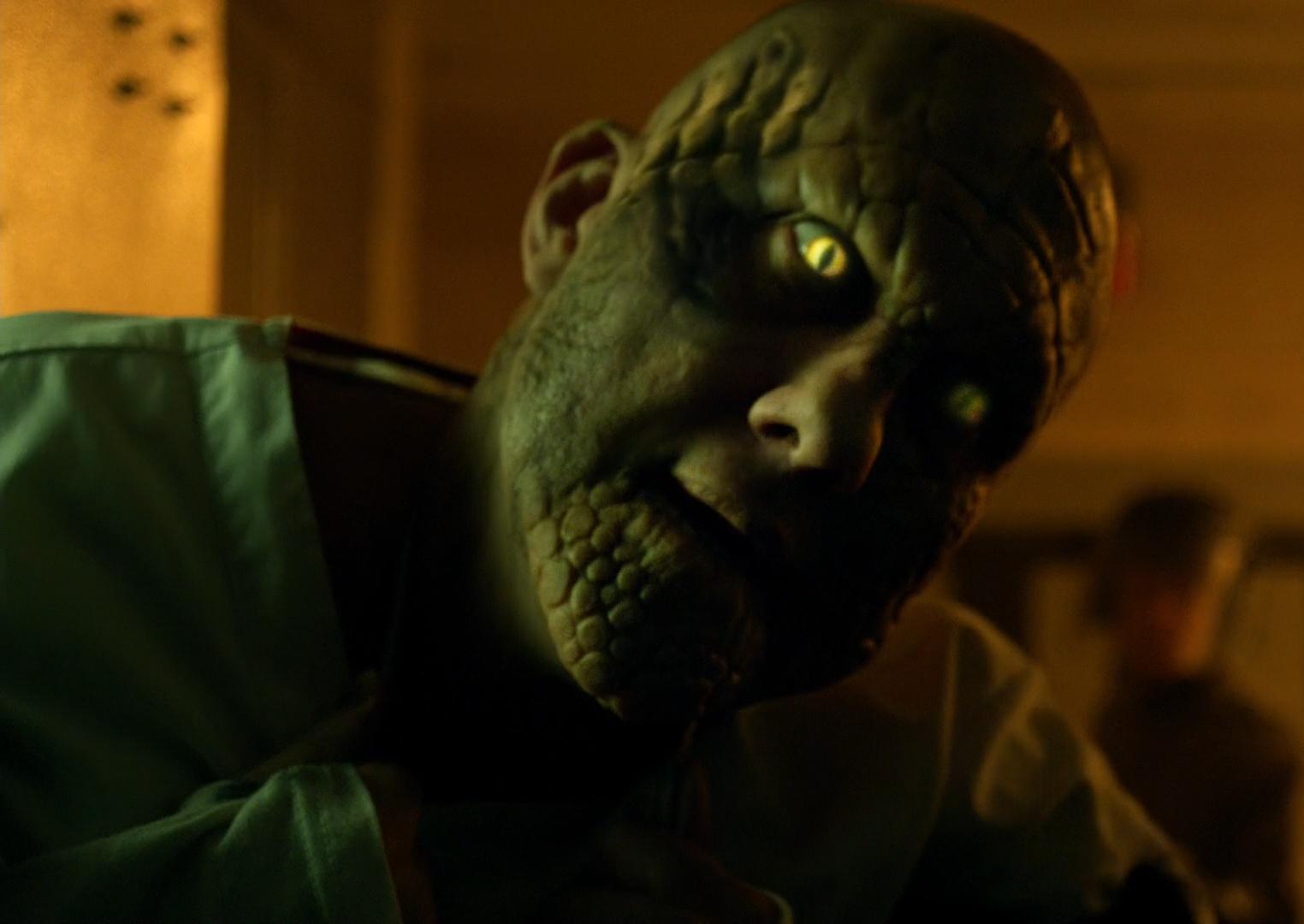 Scale Skin Man (Gotham)