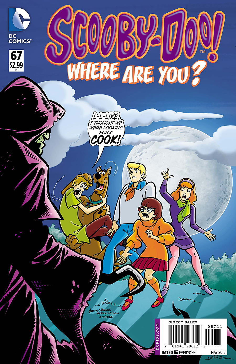 Scooby-Doo, Where Are You? Vol 1 67