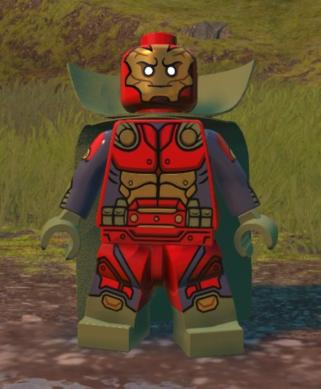 Scot (Lego Batman)
