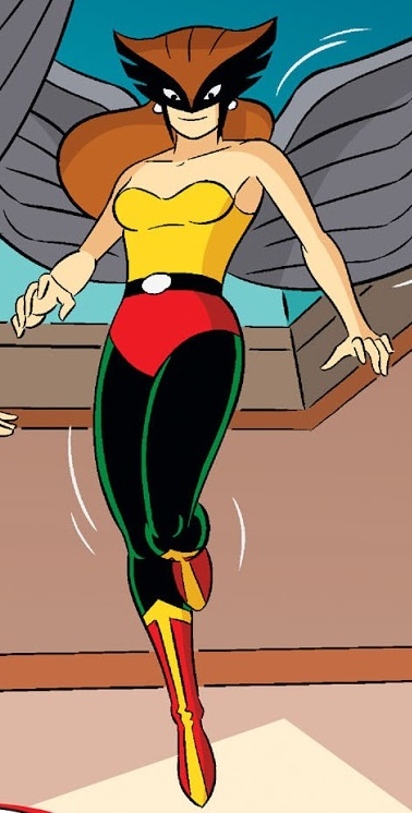 Shayera Thal (Scooby-Doo Team-Up)