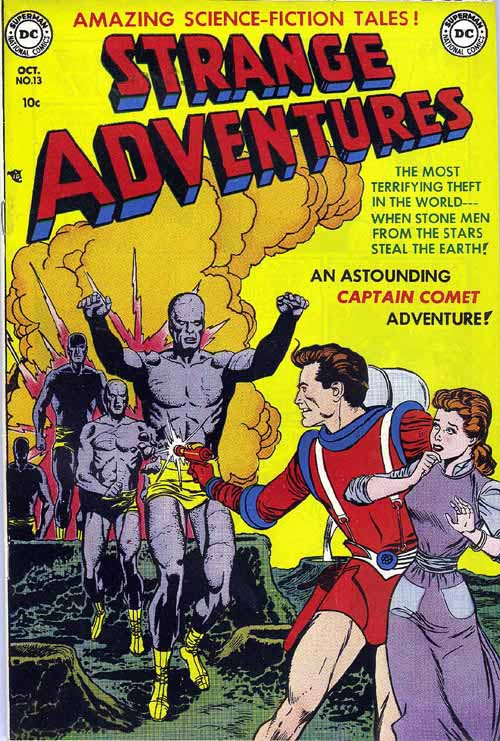 Strange Adventures Vol 1 13
