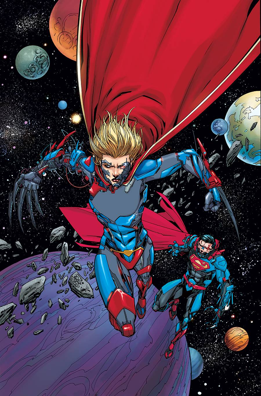 Kara Zor-El (Futures End)