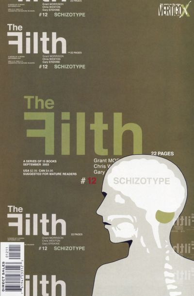 The Filth Vol 1 12