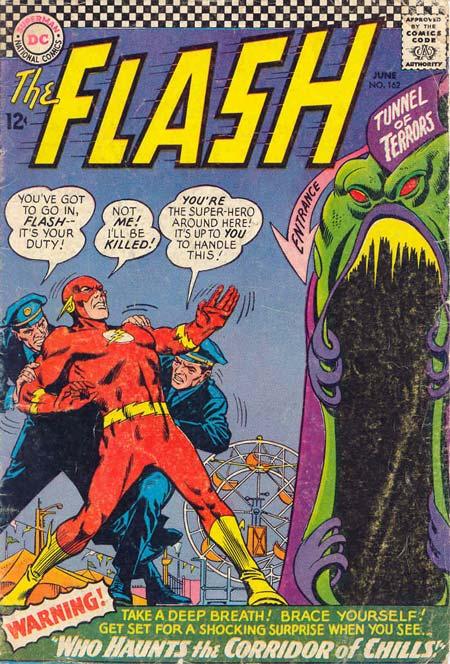 The Flash Vol 1 162
