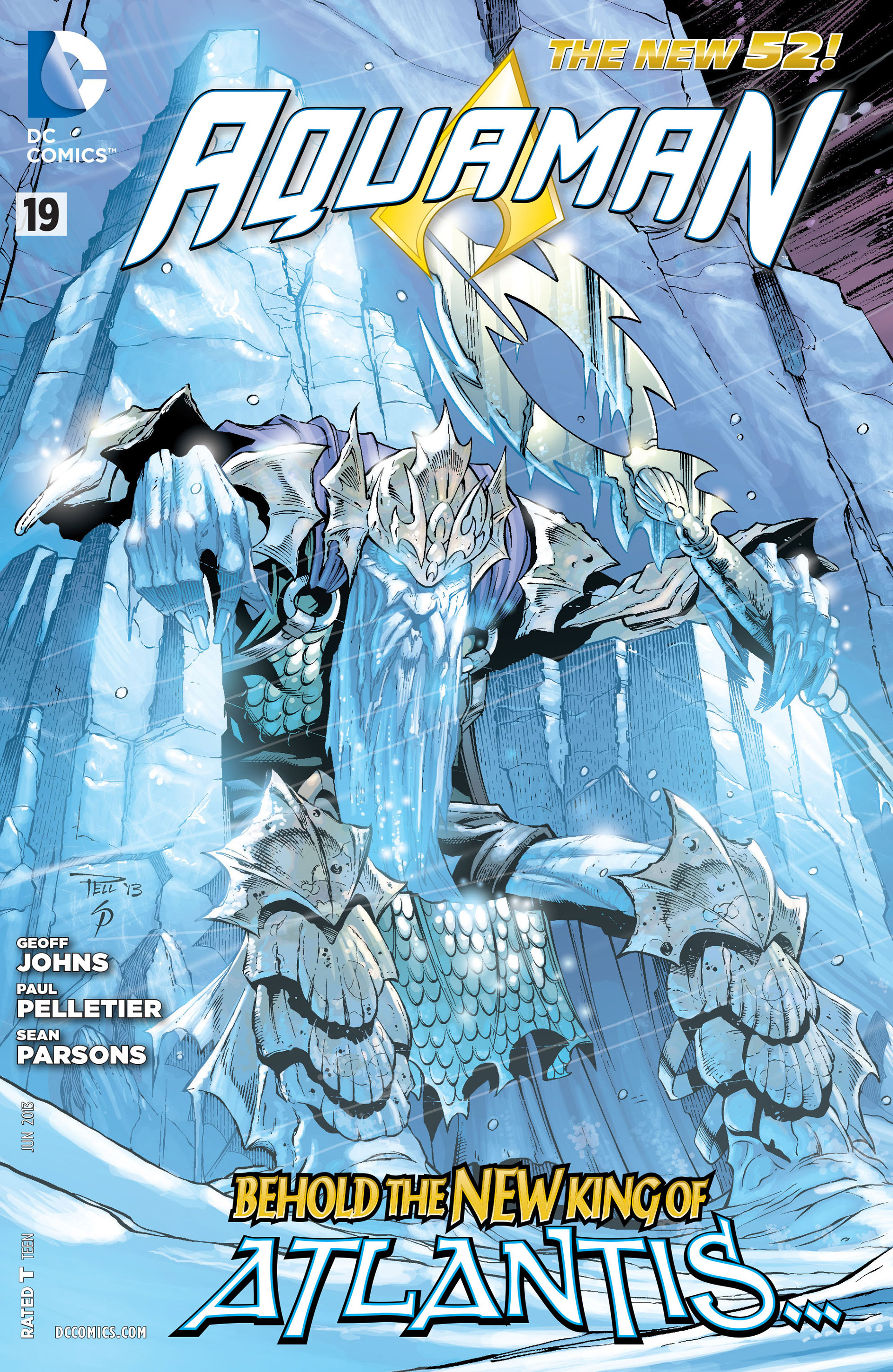 Aquaman Vol 7 19