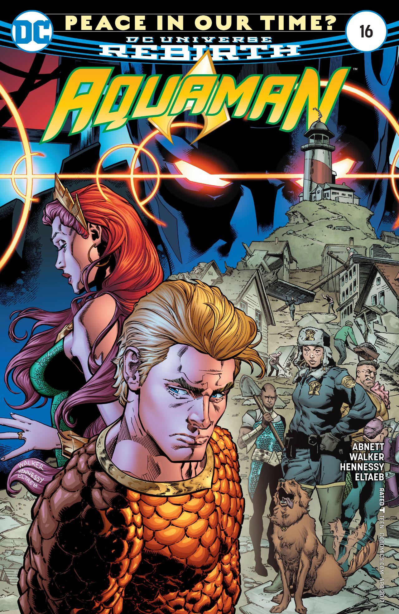 Aquaman Vol 8 16