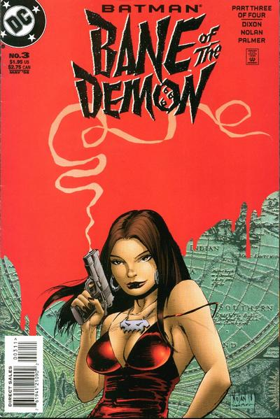 Batman: Bane of the Demon Vol 1 3