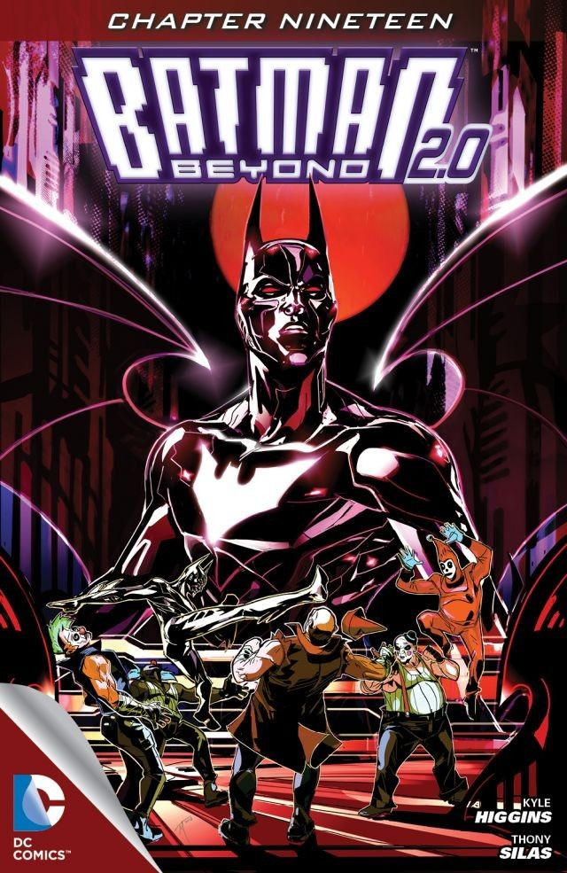 Batman Beyond 2.0 Vol 1 19 (Digital)