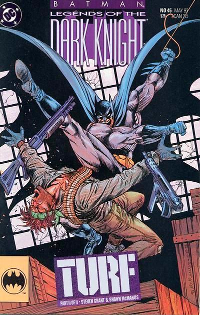Batman: Legends of the Dark Knight Vol 1 45