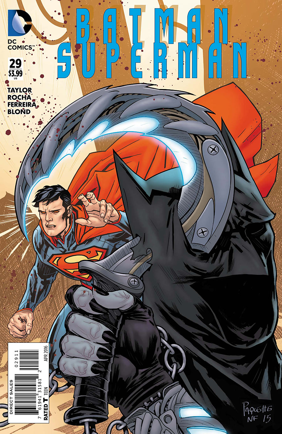 Batman/Superman Vol 1 29