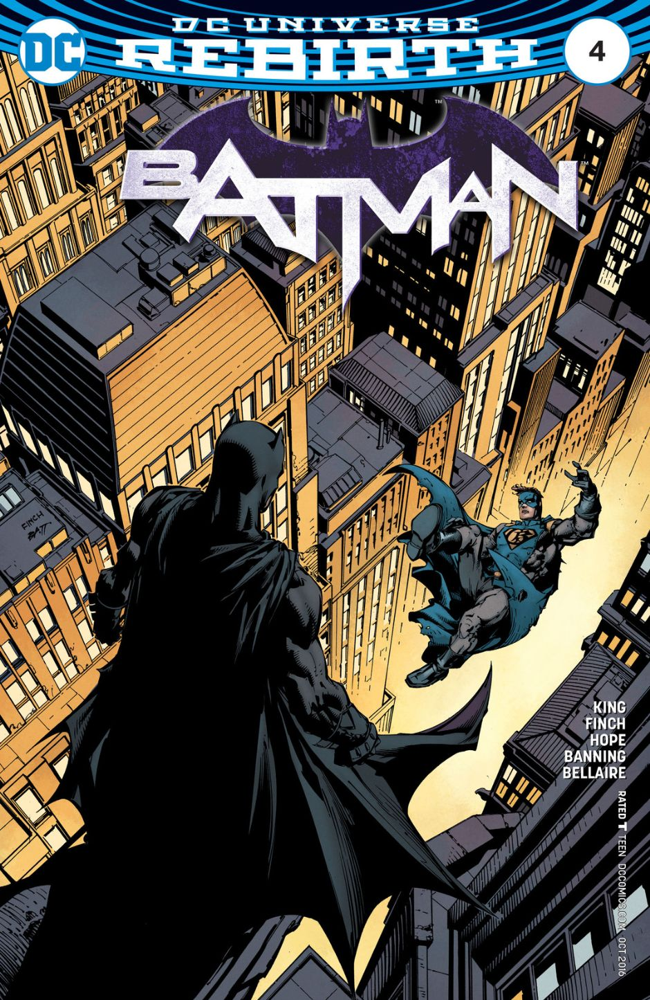 Batman Vol 3 4