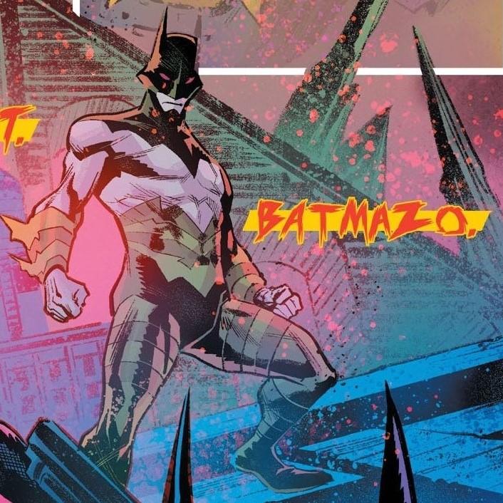 Batmazo (Dark Multiverse)