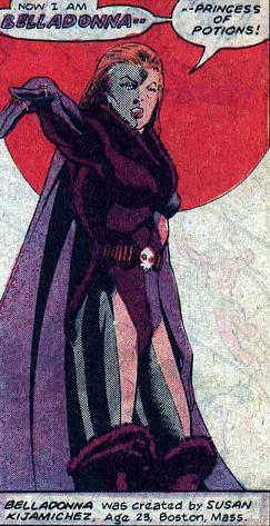 Angela Wainwright (New Earth)