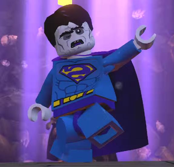 Bizarro (Lego Batman)