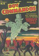 Boy Commandos 16