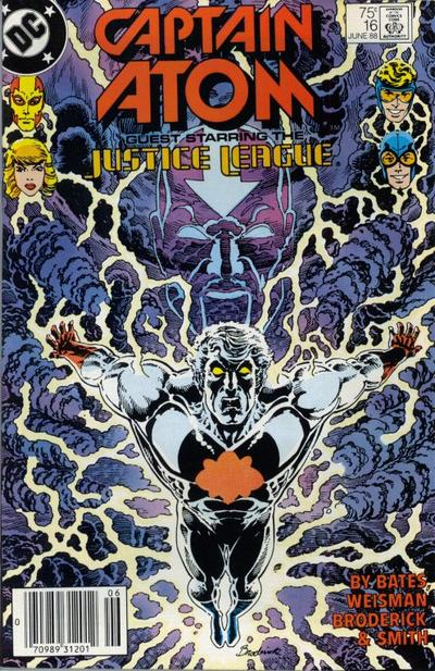 Captain Atom Vol 2 16