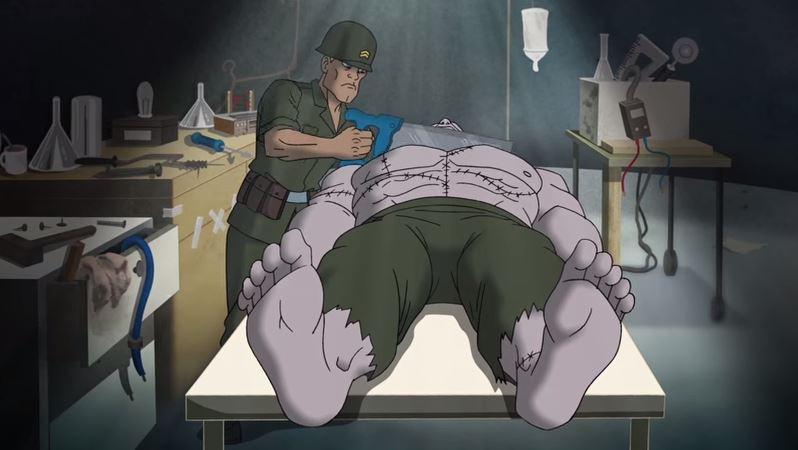 Creature Commandos (Shorts) Episode: Lucky Day