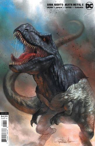 B-Rex Variant