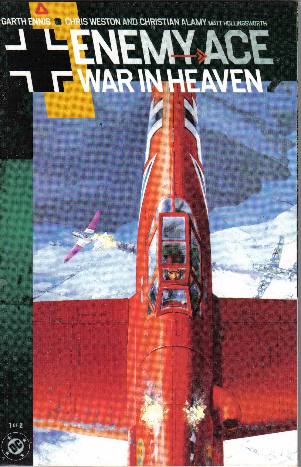Enemy Ace: War in Heaven Vol 1