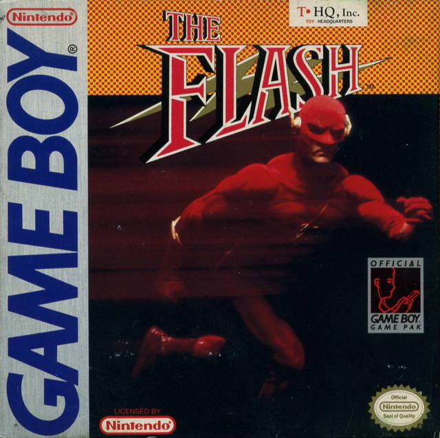 The Flash (Game Boy)