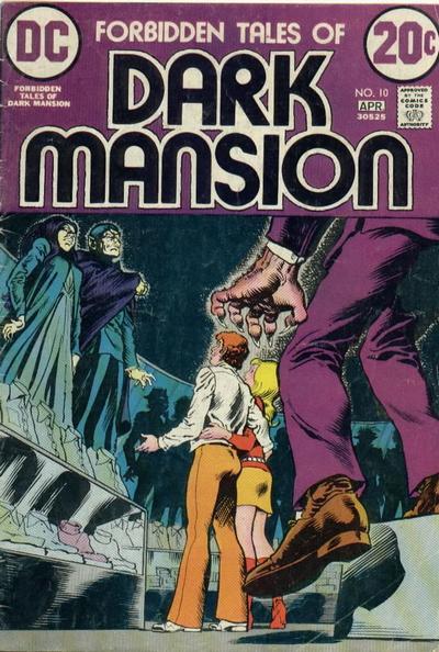 Forbidden Tales of Dark Mansion Vol 1 10
