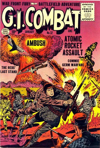 G.I. Combat Vol 1 32