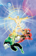Green Lantern The Animated Series Vol 1 7 Textless