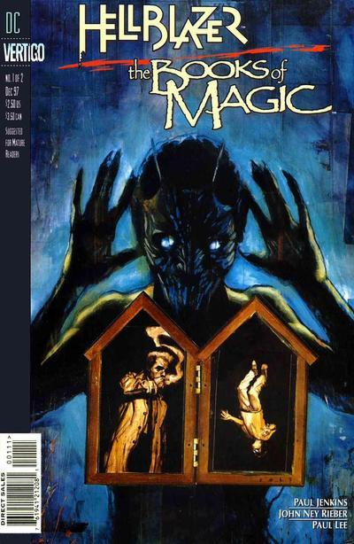 Hellblazer/The Books of Magic Vol 1