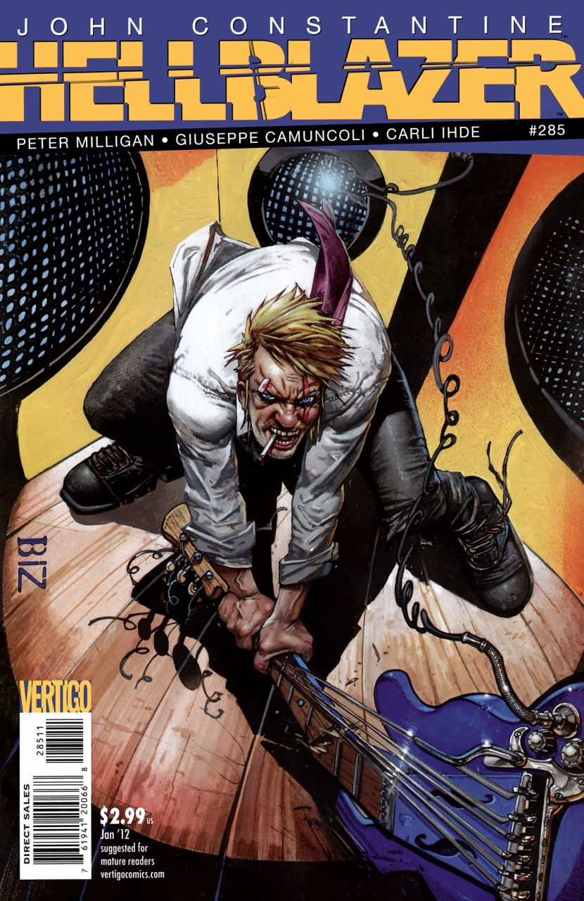 Hellblazer Vol 1 285