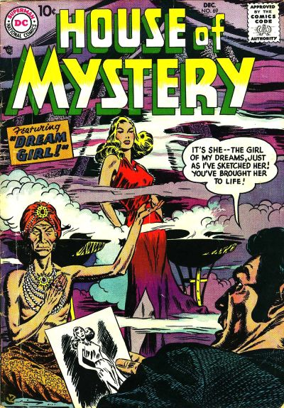 House of Mystery Vol 1 69