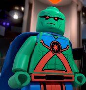 J'onn J'onzz Lego DC Heroes 0001