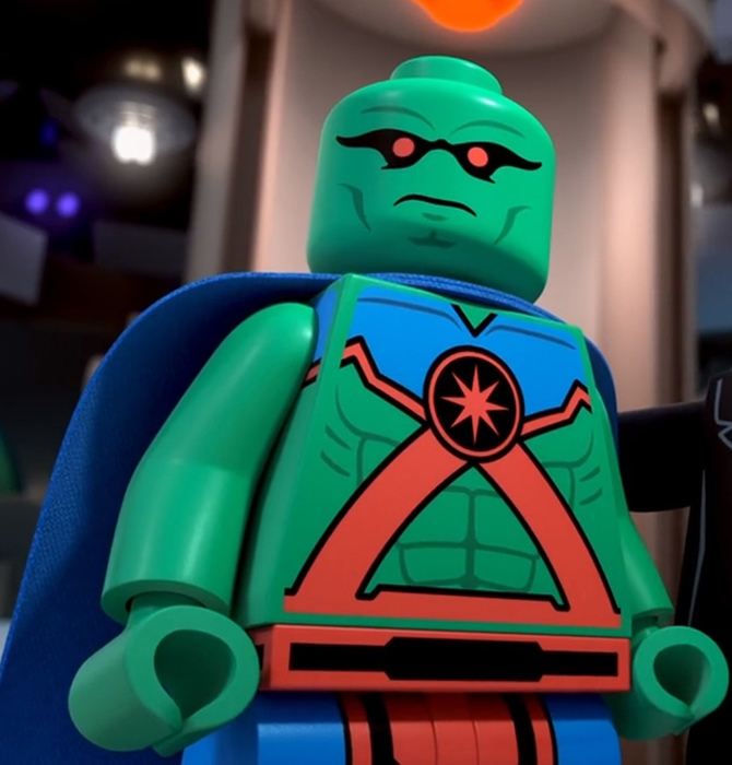 J'onn J'onzz (Lego DC Heroes)