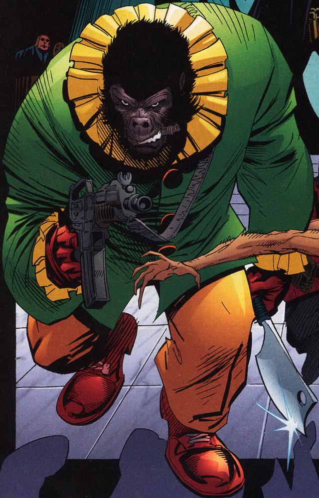 Jackanapes (Batman in Bethlehem)