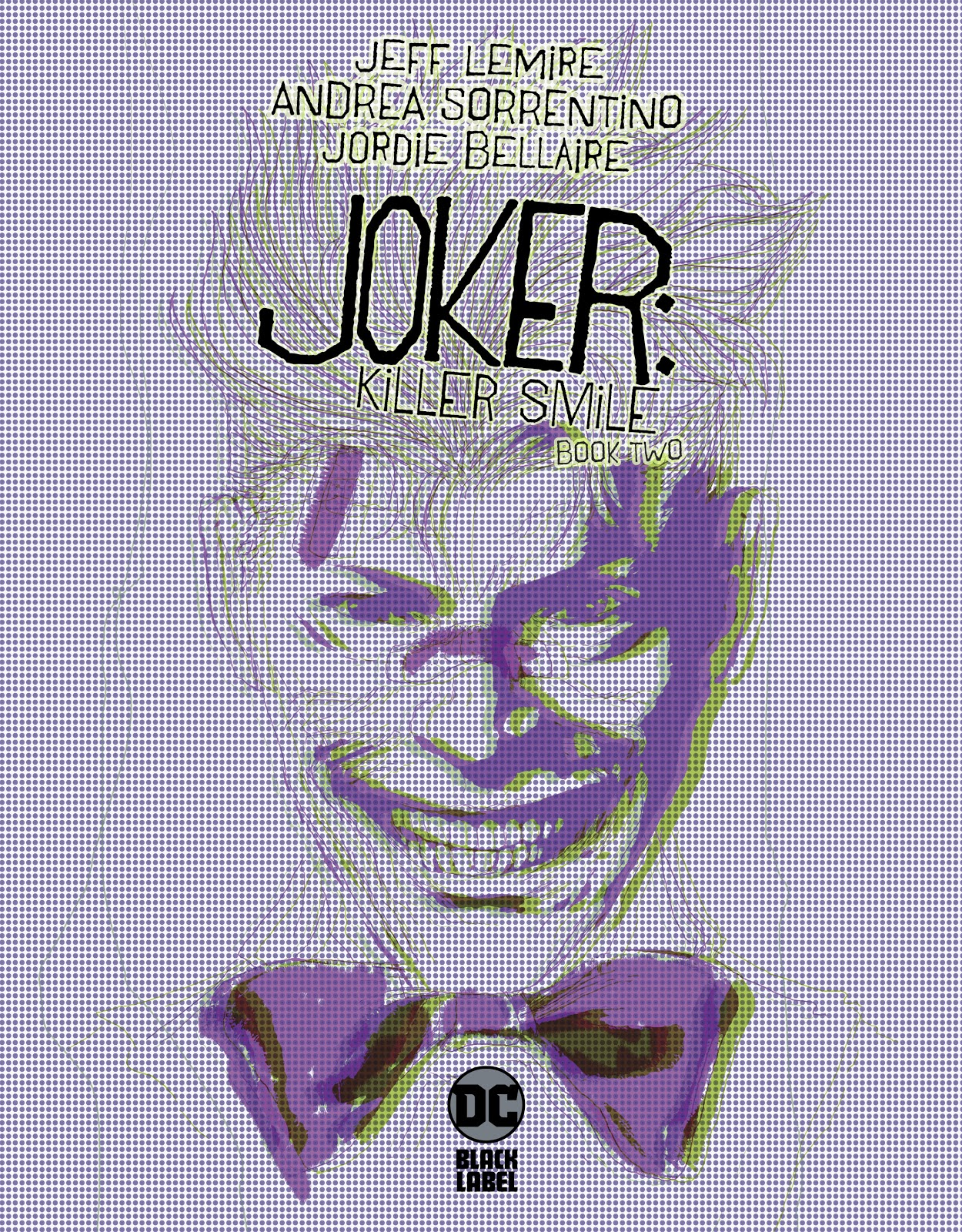 Joker: Killer Smile Vol 1 2