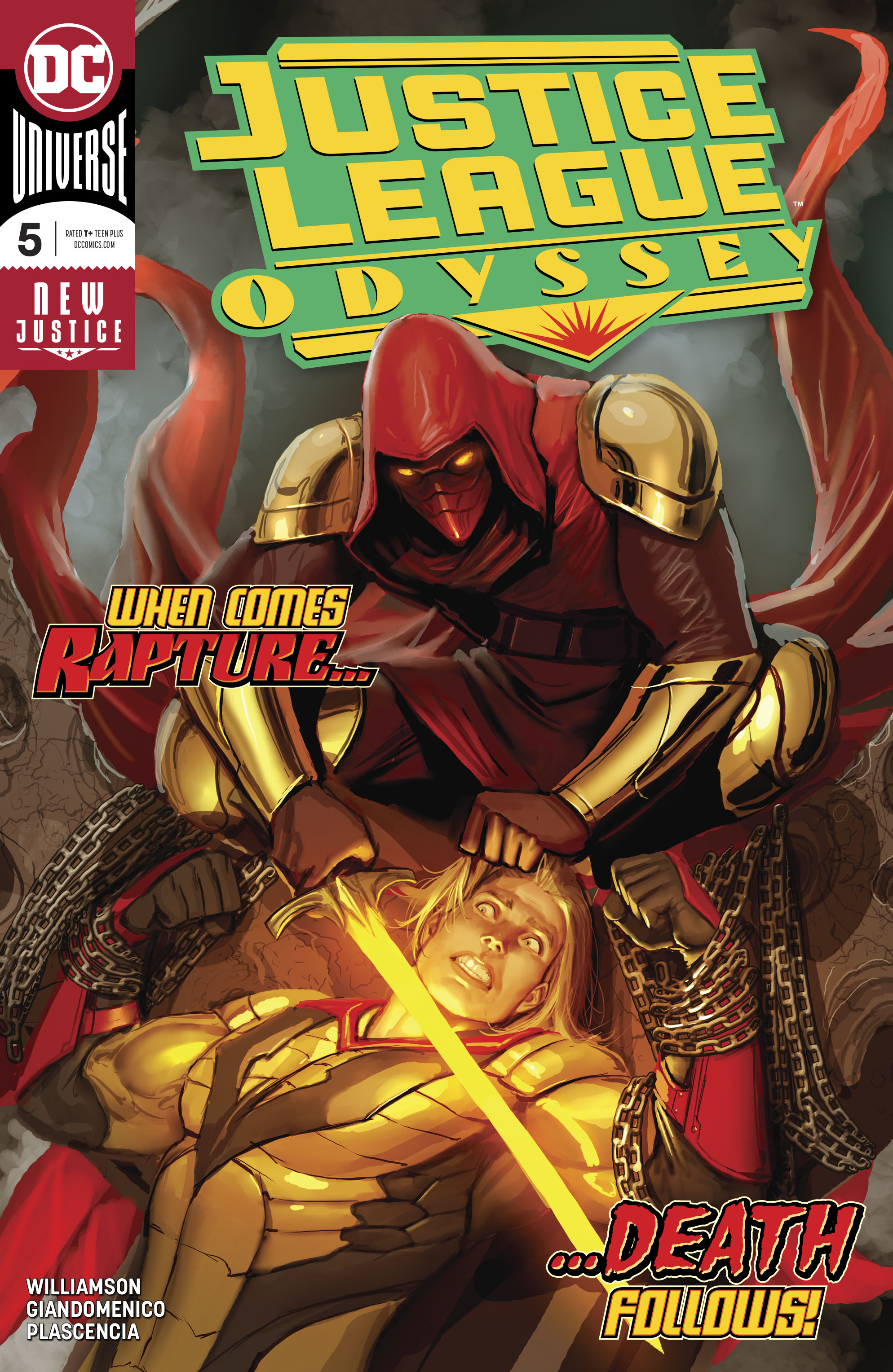 Justice League Odyssey Vol 1 5