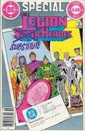 Legion of Substitute Heroes Special 1