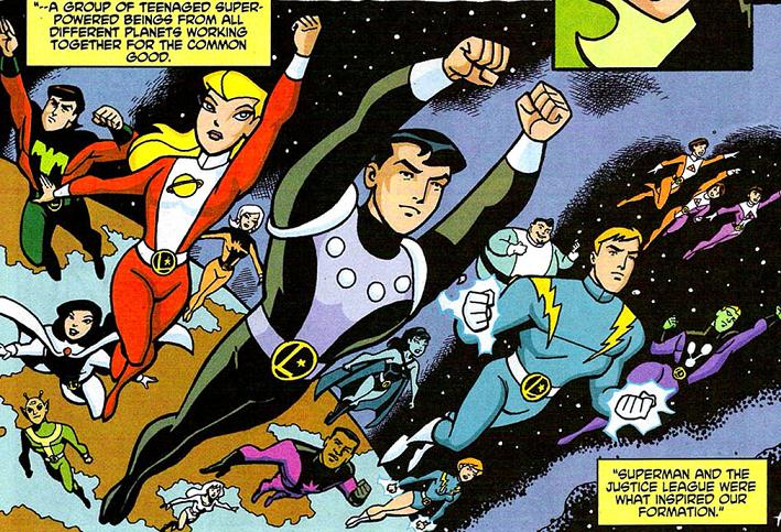 Legion of Super-Heroes (DCAU)