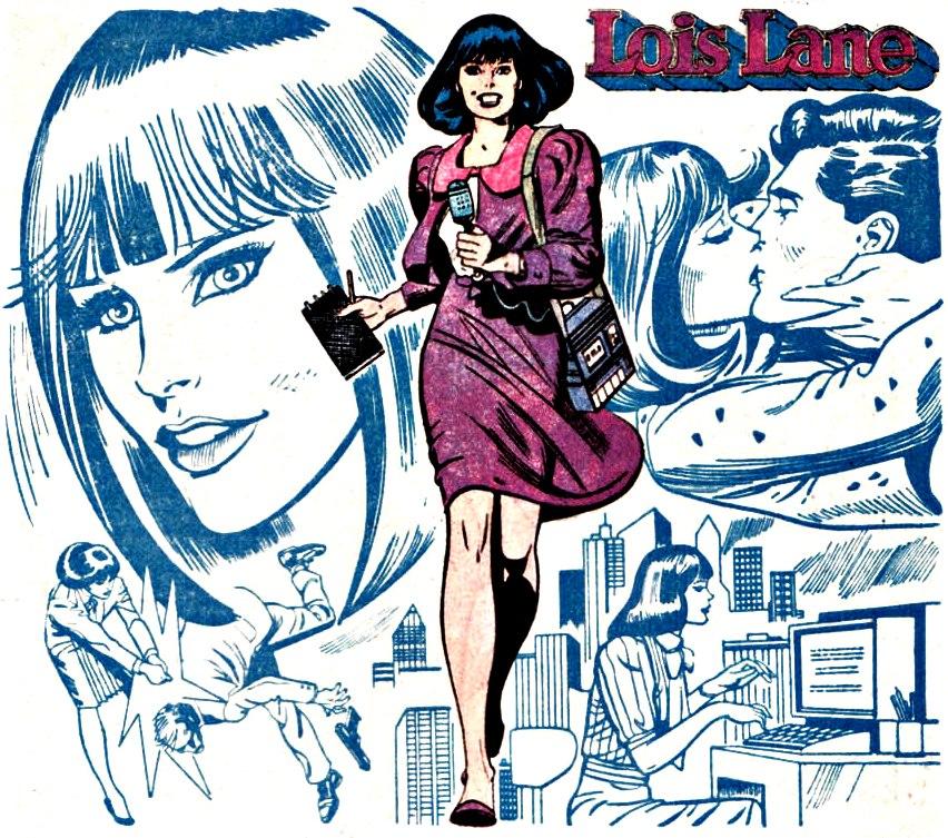 Lois Lane (Earth-One)
