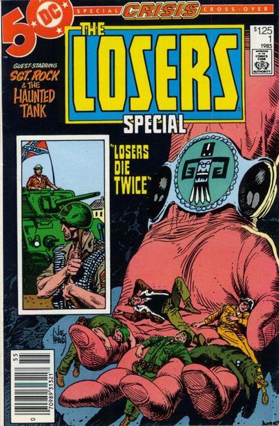 Losers Special Vol 1 1