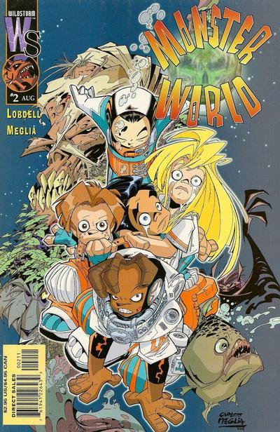 Monster World Vol 1 2