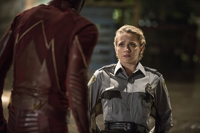 Patty Spivot (Arrowverse)