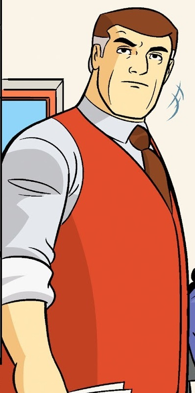Perry White (Scooby-Doo Team-Up)
