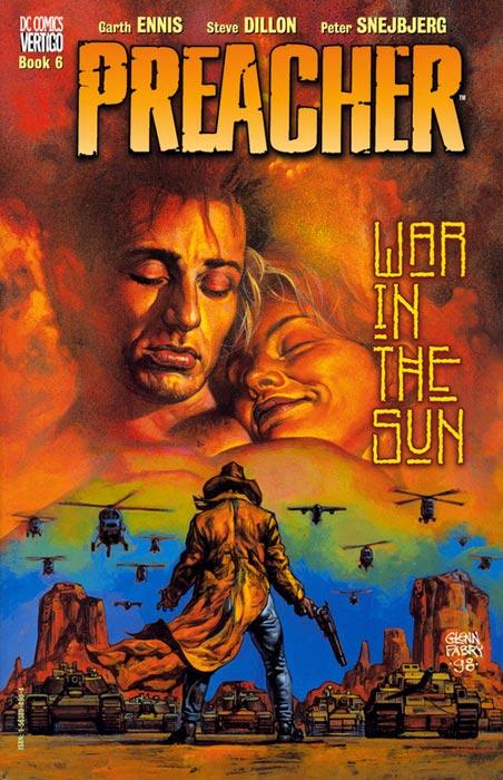 Preacher: War in the Sun (Collected)
