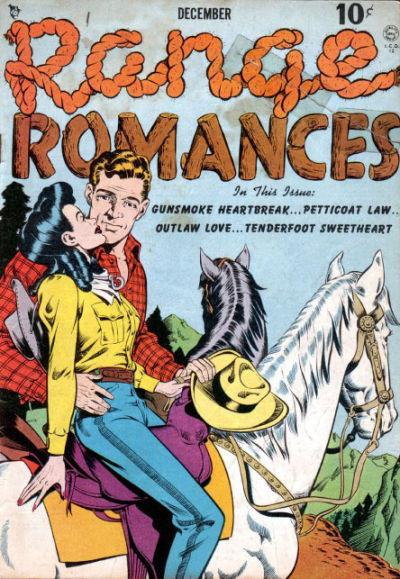 Range Romances Vol 1