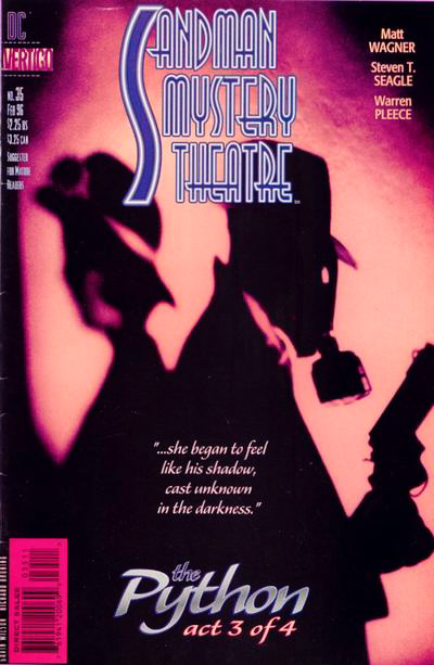 Sandman Mystery Theatre Vol 1 35