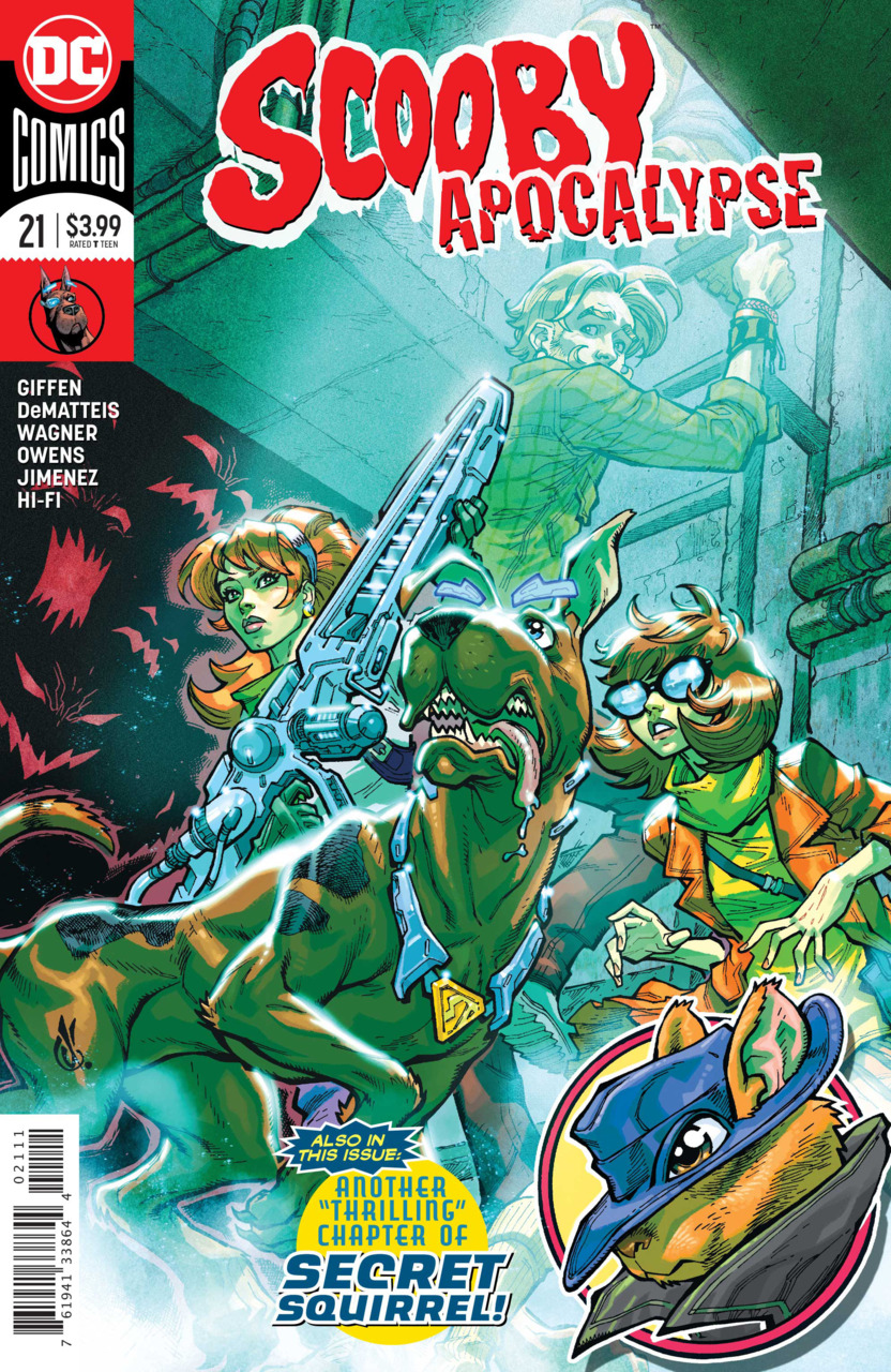 Scooby Apocalypse Vol 1 21