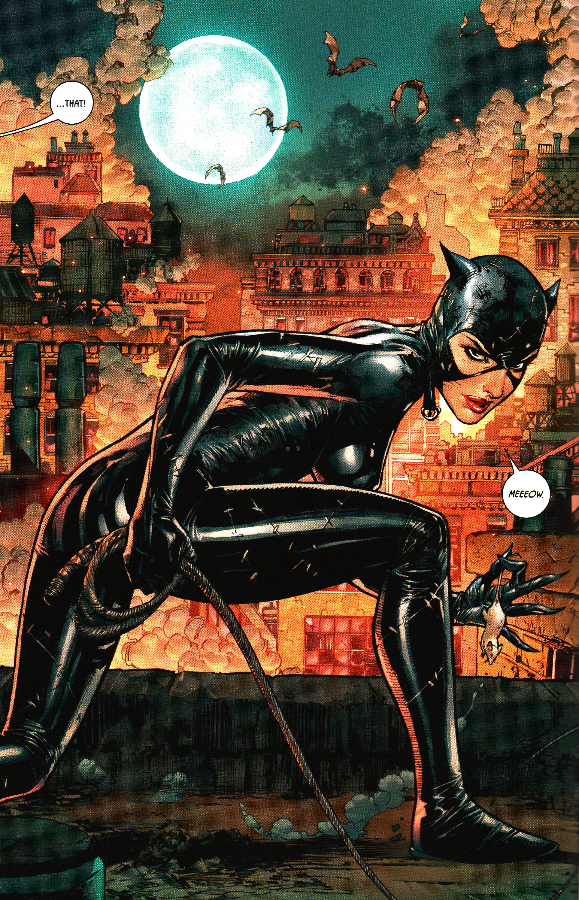 Selina Kyle (The Gift)