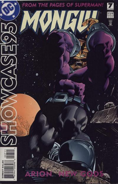Showcase '95 Vol 1 7