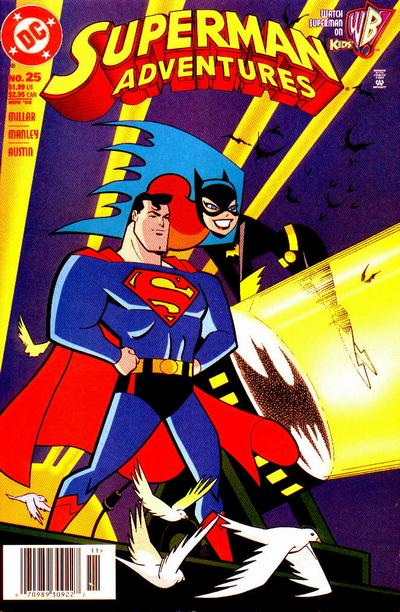 Superman Adventures Vol 1 25
